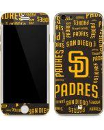 San Diego Padres - Cap Logo Blast iPhone 6/6s Skin
