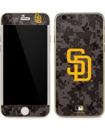 San Diego Padres Camouflage #2 iPhone 6/6s Skin