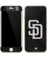San Diego Padres Dark Wash iPhone 6/6s Skin