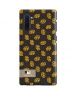 San Diego Padres Full Count Galaxy Note 10 Pro Case