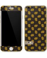 San Diego Padres Full Count iPhone 6/6s Skin