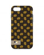 San Diego Padres Full Count iPhone 8 Pro Case