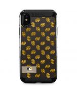 San Diego Padres Full Count iPhone XS Max Cargo Case