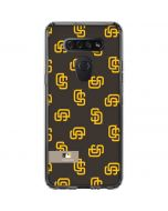 San Diego Padres Full Count LG K51/Q51 Clear Case