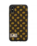 San Diego Padres Full Count Otterbox Symmetry iPhone Skin