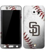 San Diego Padres Game Ball Galaxy S6 Edge Skin