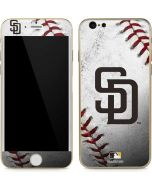 San Diego Padres Game Ball iPhone 6/6s Skin