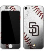 San Diego Padres Game Ball Apple iPod Skin