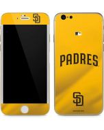 San Diego Padres Home Jersey iPhone 6/6s Skin