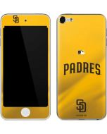 San Diego Padres Home Jersey Apple iPod Skin