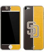 San Diego Padres Split Apple iPod Skin