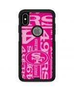 San Francisco 49ers - Blast Pink Otterbox Commuter iPhone Skin
