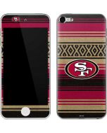 San Francisco 49ers Trailblazer Apple iPod Skin