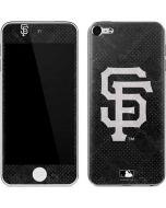 San Francisco Giants Dark Wash Apple iPod Skin