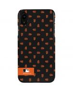 San Francisco Giants Full Count iPhone XR Lite Case
