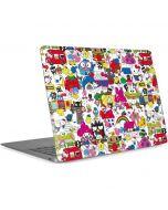 Sanrio World Apple MacBook Air Skin