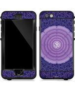 Sanskrit Purple LifeProof Nuud iPhone Skin