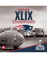 Patriots Super Bowl XLIX Champs HP Envy Skin
