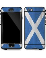 Scotland Flag Distressed LifeProof Nuud iPhone Skin