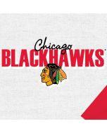 Chicago Blackhawks Script Dell XPS Skin