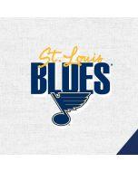 St. Louis Blues Script Apple iPad Skin