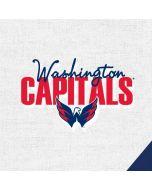 Washington Capitals Script iPhone X Waterproof Case