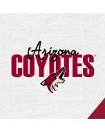 Arizona Coyotes Script iPhone X Waterproof Case