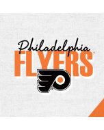 Philadelphia Flyers Script Yoga 910 2-in-1 14in Touch-Screen Skin