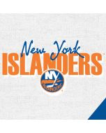 New York Islanders Script Yoga 910 2-in-1 14in Touch-Screen Skin