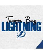 Tampa Bay Lightning Script Apple iPad Skin