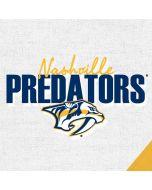 Nashville Predators Script HP Envy Skin