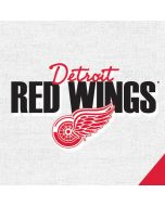 Detroit Red Wings Script Apple iPad Skin