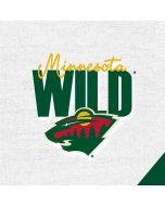 Minnesota Wild Script LG G6 Skin
