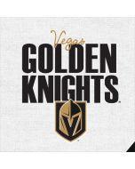 Vegas Golden Knights Script Apple AirPods Skin