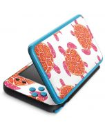 Sea Turtles 2DS XL (2017) Skin