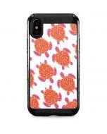 Sea Turtles iPhone X Cargo Case