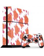 Sea Turtles PS4 Console and Controller Bundle Skin