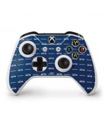 Seattle Seahawks Blitz Series Xbox One S Controller Skin