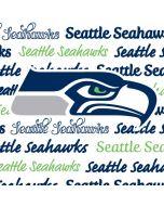 Seattle Seahawks Print Moto X4 Skin