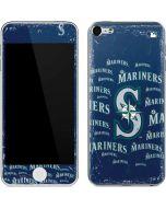 Seattle Mariners - Cap Logo Blast Apple iPod Skin