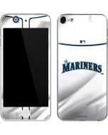 Seattle Mariners Home Jersey Apple iPod Skin