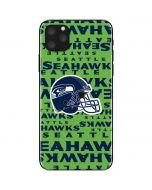 Seattle Seahawks - Blast Green iPhone 11 Pro Max Skin