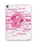 Seattle Seahawks - Blast Pink Apple iPad Pro Skin