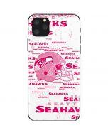Seattle Seahawks - Blast Pink iPhone 11 Pro Max Skin