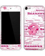 Seattle Seahawks - Blast Pink Apple iPod Skin