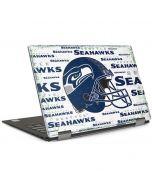 Seattle Seahawks - Blast White Dell XPS Skin