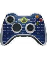 Seattle Seahawks Blitz Series Xbox 360 Wireless Controller Skin