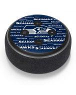 Seattle Seahawks Blue Blast Amazon Echo Dot Skin