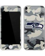 Seattle Seahawks Camo Apple iPod Skin