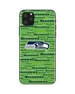 Seattle Seahawks Green Blast iPhone 11 Pro Max Skin